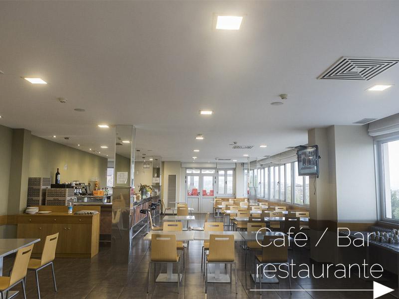 Café Bar Restaurante del Hotel
