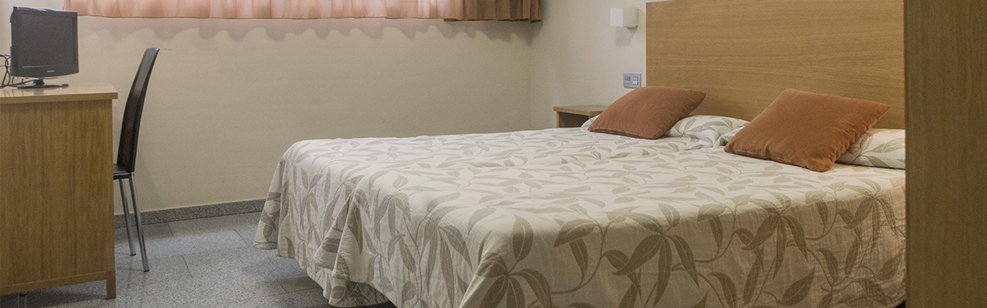 Habitaciones hotel Palacio de Asturias